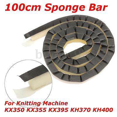 100cm Sponge Bar Strip for Brother Knitting Machines KX350 KX355 KX395 KH400