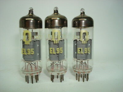 El95 Tube. Germany Production. Nos Tube. Price Is For 1 Pc. Rcb73