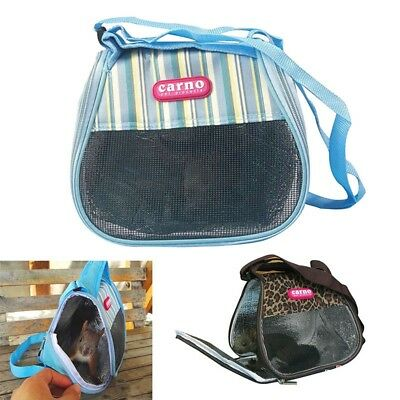Newly Small Animal Carrier Pet Portable Shoulder Bag Hedgehog Rabbit Carry Pouch
