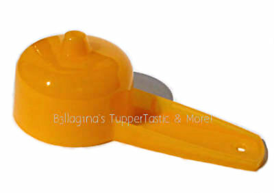 NEW Tupperware Small Classic Funnel fill Salt Shakers perfume atomisers bottles
