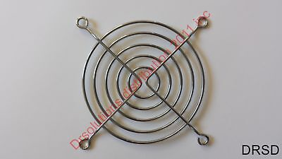 Fan grill steel  85mm x 85mm x 85mm  Wire Finger Guard Grill C Cooling Fan