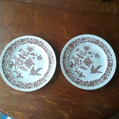 W.T. Copeland & Sons 1888 Plates