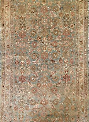 Marvelous Malayer - 1900s Antique Persian Runner - Oriental Rug - 3.6 x 10 ft.