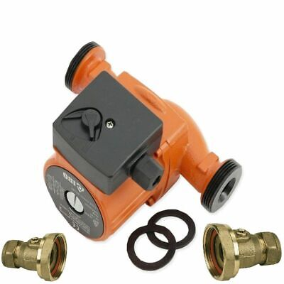 Central Heating Circulator Pump For Hot Water Heating System 22Mm Or 28Mm Valves