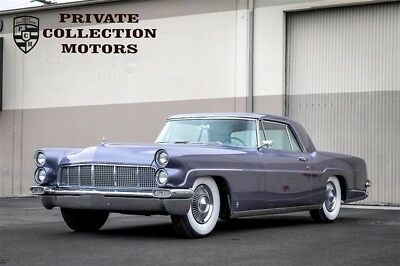1956 Lincoln Continental  1956 Lincoln Mark II Rare History Well Kept Collector Car
