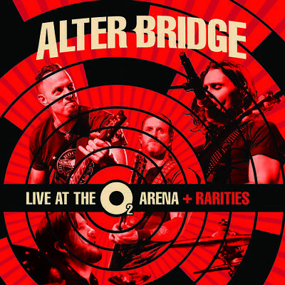 Alter Bridge - Live At The O2 Arena + Rarities [New CD]