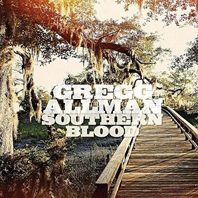 Gregg Allman - Southern Blood [CD New] 888072004849