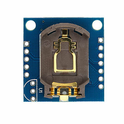 Arduino I2C IIC RTC DS1307 AT24C32 Real Time Clock Module For SMD AVR ARM UNO R3