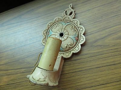 Vintage Ornate Shabby Wall Light Lamp Wall Sconce