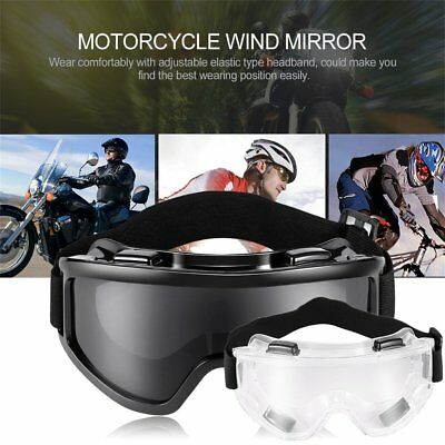 PC Lens Goggles Protective Glasses Protect Eyes Mask Dust-Proof Wind-proof AU