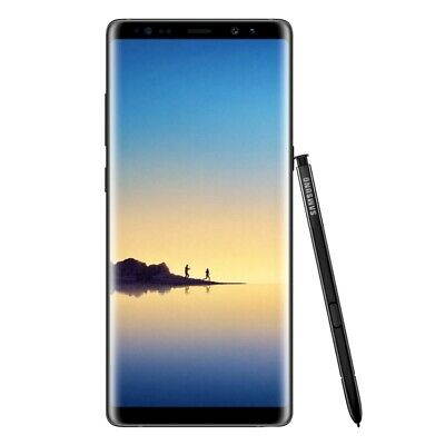 Samsung Galaxy Note 8 (In Stock Now) - Black - [Au Stock] Unlocked