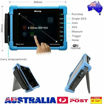Digital Tablet Oscilloscope TO1102 100MHz 2 Channels Electronic Maintenance AU