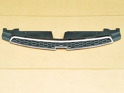 fits 2011-2014 CHEVY CRUZE Front Bumper Upper Grille NEW 2012 2013