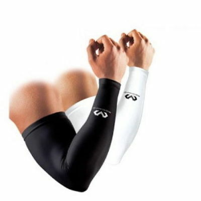 McDavid Compression Arm Sleeve Support Compression Protector Sport Gear 656R V_e