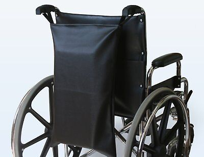 Wheelchair Footrest / Leg Rest Bag in Navy
