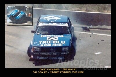 80868 - D. Johnson XD Falcon 1980 12x18 inch Photo Only $15.00 Free Postage