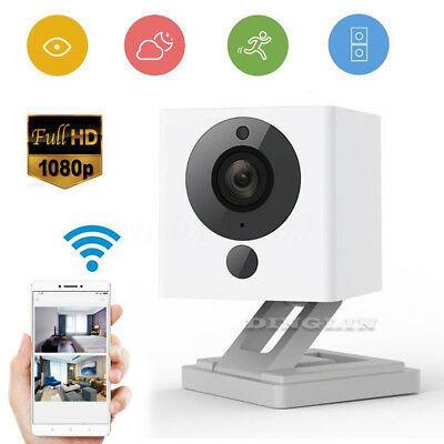 XiaoMi XiaoFang WiFi Smart IP Security Home Camera Baby Monitor 1080P 360° FHD