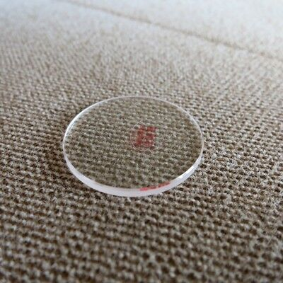 2.0mm Thick Flat Sapphire Glass 26mm-42mm Watch Crystal Watch Parts GH0714A