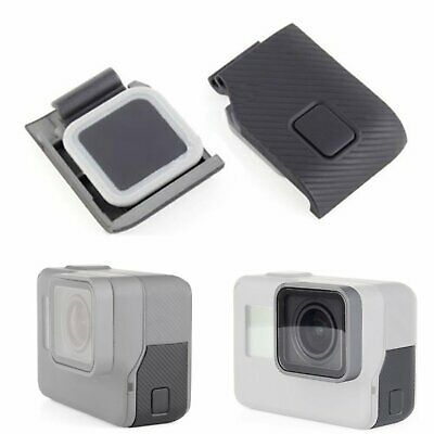 Replacement Side Door USB-C Cover Lid Spare Part For GoPro Hero 5 Camera Black