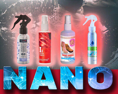 Nano shoes protection, waterproof, non water aqua, spray, Hydrophobic coating