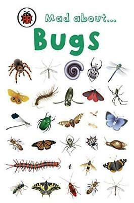 Mad About Bugs (Ladybird Minis) by Ladybird New Hardback Book