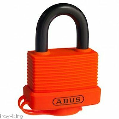 ABUS Weatherproof Padlock -Perfect Shed Lock -Abus Outdoor Padlocks-FREE POST