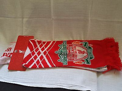 Liverpool FC Scarf - 2015 Australian Tour- NEW WITH TAGS