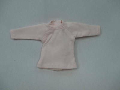 Handcrafted clothing outfit for Blythe doll long sleeve Sweater Tee shirt SD-13