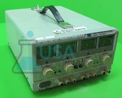 GW Instek  GPC-3020 Dual Tracking with 5V Fixed DC Power Supply #2