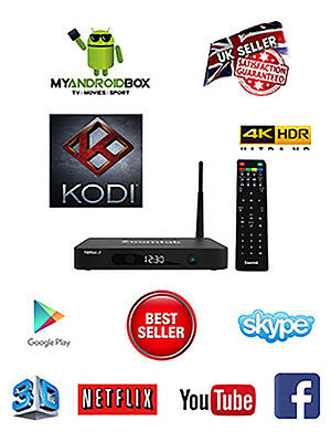 Zoomtak T8 Plus 2 S912 Android Kodi 17.6 Smart TV Box 4K The Power Is Limitless