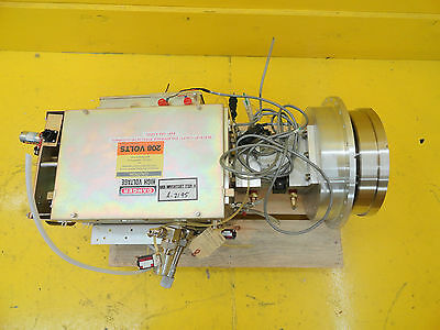 MRC Materials Research A118144 Wafer Chuck RF Cylinder Rev. F Eclipse Star Used