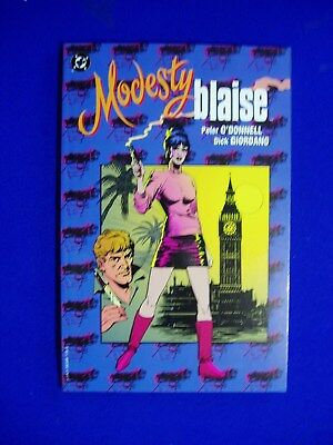 Modesty Blaise: Peter O'Donnell / Dick Giordano. DC GN 1994.  VFN/NM. 1st edn