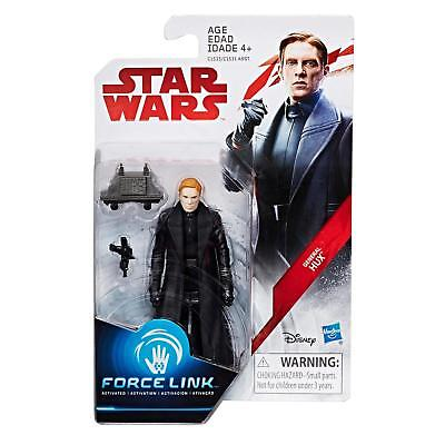 """Star Wars The Last Jedi Force Link General Hux 3.75"""" Action Figure"""