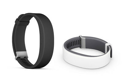 NEW Sony SmartBand 2 Fitness Heart Rate Tracker for Android iPhone Lifelog App
