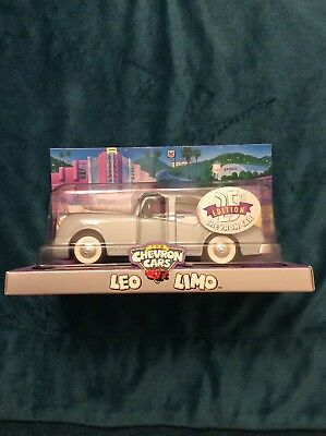 Leo Limo 2000 25th Edition Chevron Collectable Toy Car Brand New