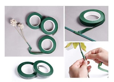 2 Roll DIY Craft Florist Flower Floral Stem Wrap Wedding Party - 5 Colors Option