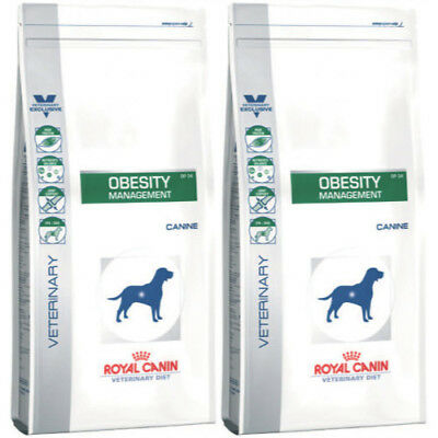 2x14kg ROYAL CANIN  Obesity Management DP 34 BLITZVERSAND BRAVAM 3182550711319