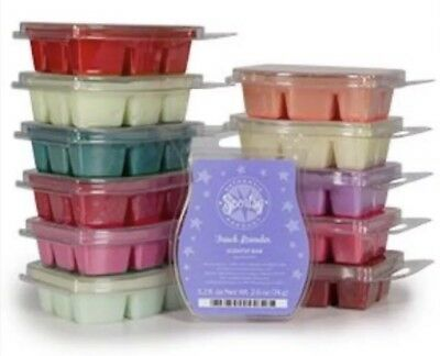 Scentsy Wax Bars - New-  you choose 3