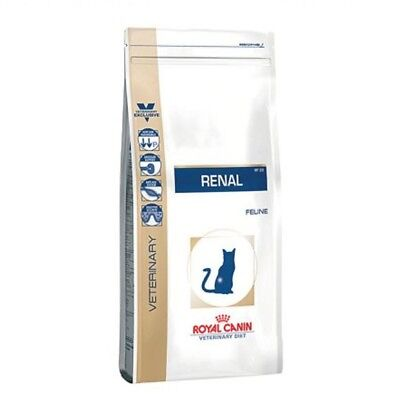 4kg Royal Canin Renal Feline RF 23 Veterinary Diet von Bravam 3182550711012