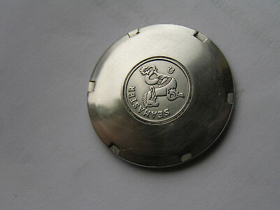 omega seamaster backplate s/s   ref 165.002