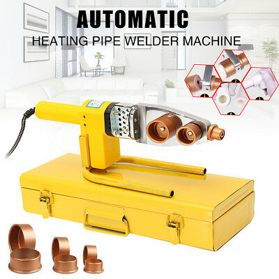 220V Automatic Pipe Welding Machine Electric Heating Tool For PPR PE PP Tube+Box