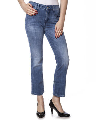 W36//L27 MA790 Mac Easy Kick Jeans Denim dark blue D801