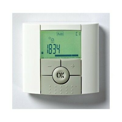 Polypipe digital 2 channel programmer for underfloor & central heating. PB2CTC