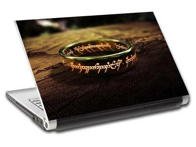 Lord Of The Rings Personalized LAPTOP Skin Vinyl Decal Sticker ANY NAME L358