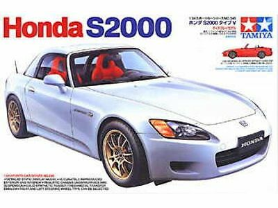 Tamiya 1/24 24245 Honda S2000 TYPE V from Japan Rare