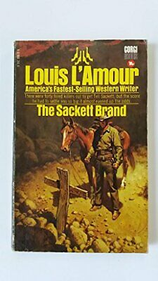 The Sackett Brand (Sackett series) by L'Amour, Louis Paperback Book The Cheap