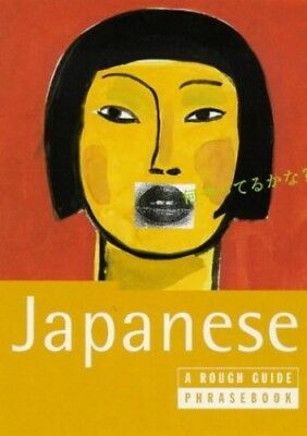 The Rough Guide to Japanese (A Dictionary Phrasebook) by Lexus, Ltd. Paperback
