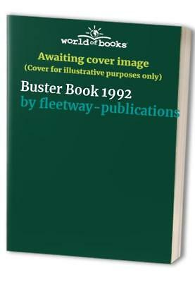 Buster Book 1992 Book The Cheap Fast Free Post