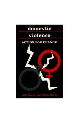 Domestic Violence: Action for Change by Malos, Ellen Paperback Book The Cheap