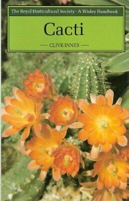 Cacti (Wisley Handbooks) by Innes, Clive Paperback Book The Cheap Fast Free Post